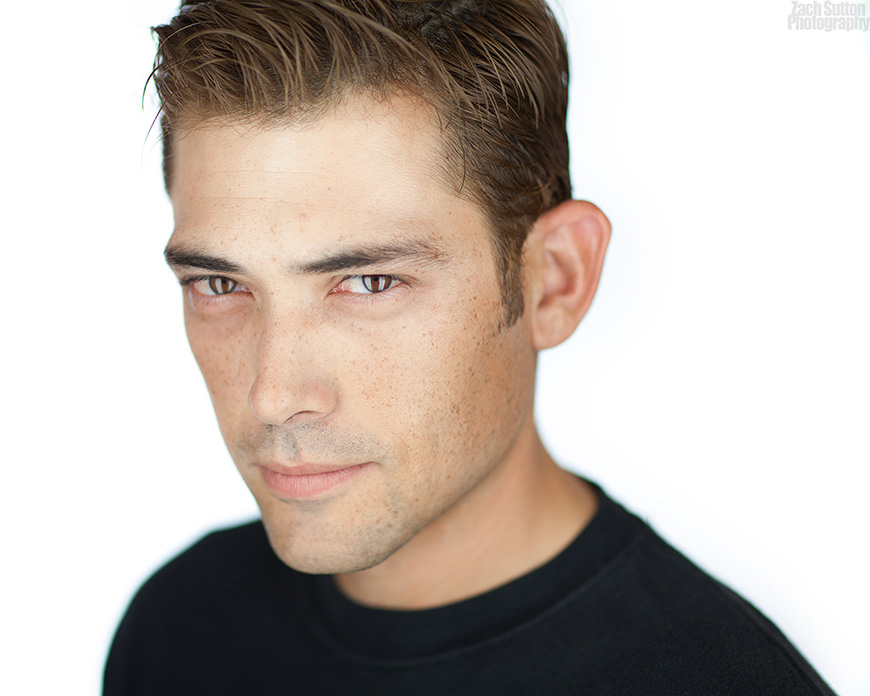 Dorian Headshot of Albuquerque Actor