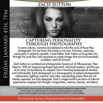 Pro Series Portrait Photography Lecture