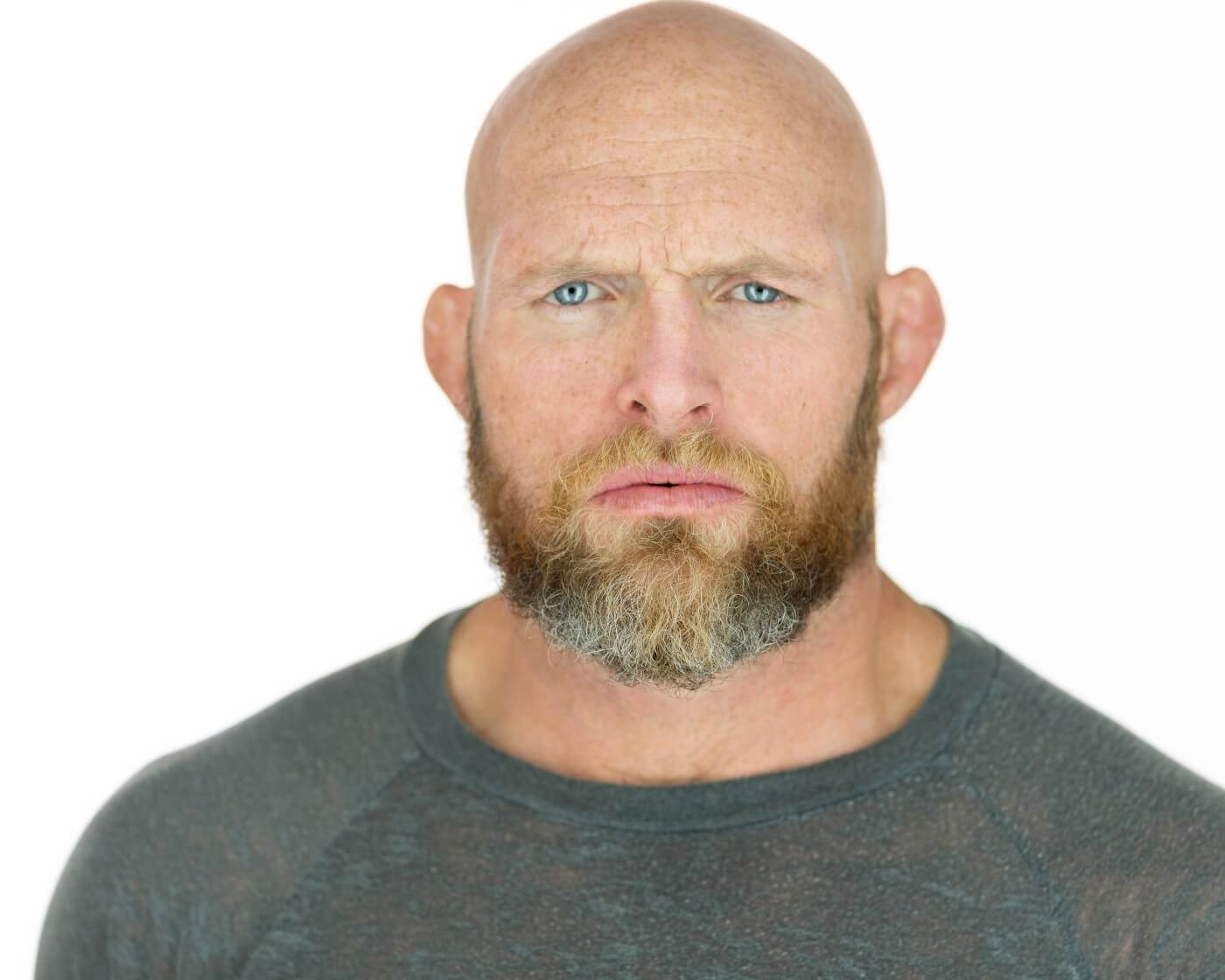 Headshot photography with actor ufc fighter keith jardine for Keith jardine