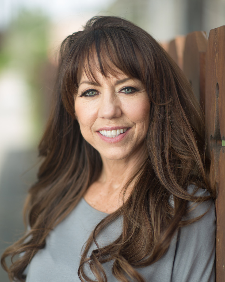 Outdoor Headshot Photography in Albuquerque of Nancy Ovis