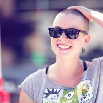 Bald Girls In New Mexico