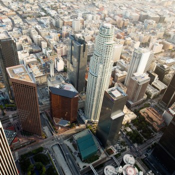 Aerial Photographs of Los Angeles