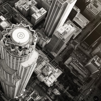 Helicopter Photos of Los Angeles
