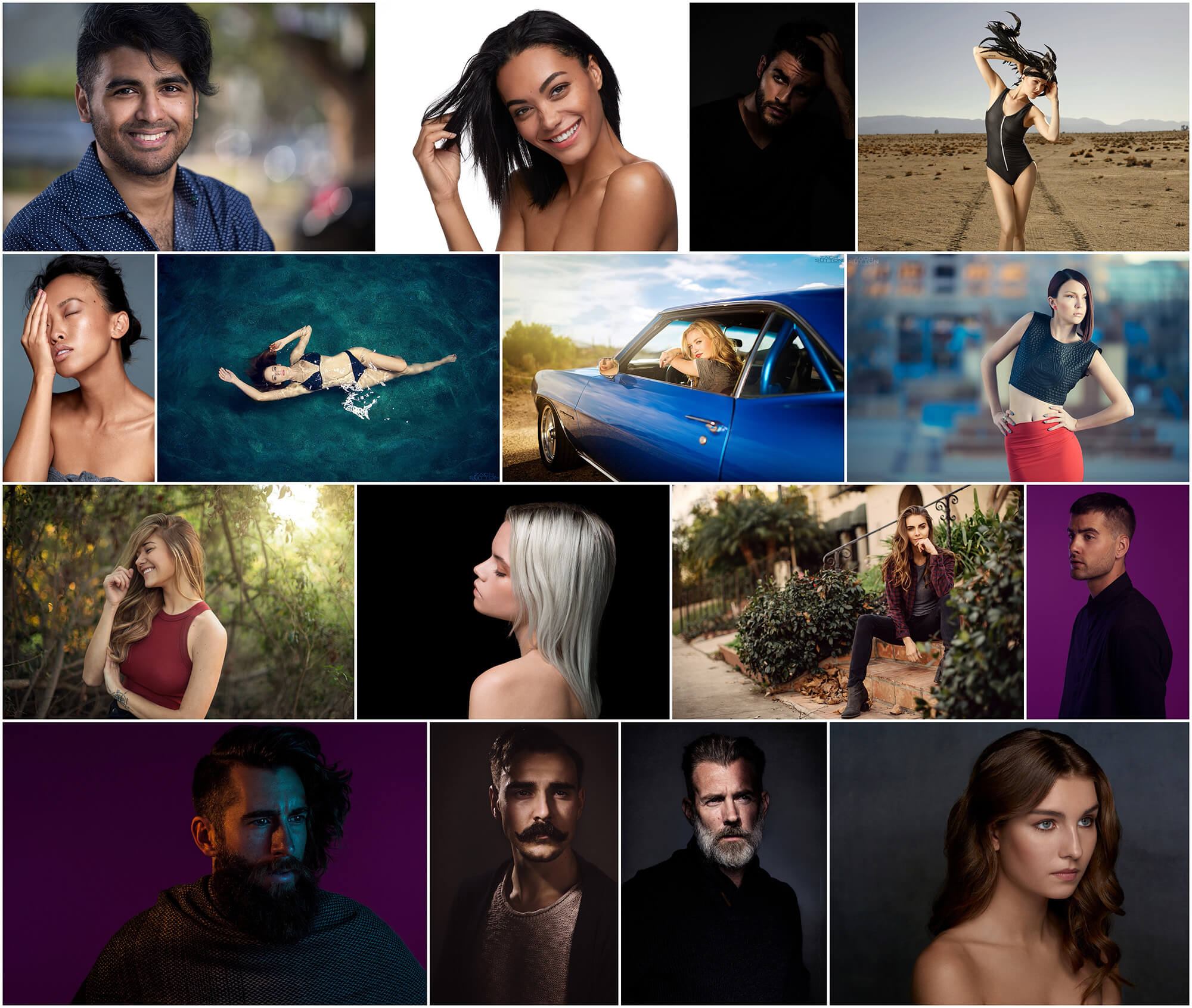 Photography Workshops in Los Angeles and El Paso